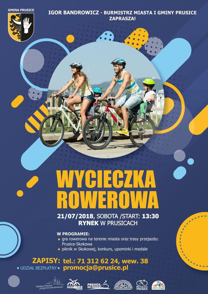 PLAKAT wycieczka rowerowa www.jpeg
