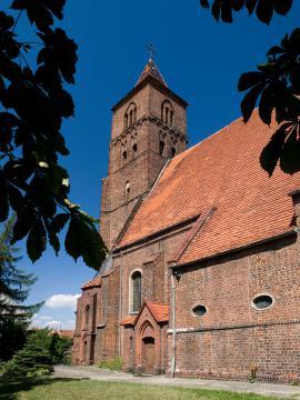Galeria O gminie - Atrakcje turystyczne - Najciekawsze Zabytki - Tumba Grobowa + Kościół Św. Jakuba