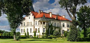 Galeria O gminie - Atrakcje turystyczne - Najciekawsze Zabytki - PAŁAC BRZEŹNO