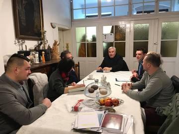Galeria Chodnik na cmentarzu w Prusicach został oficjalnie odebrany