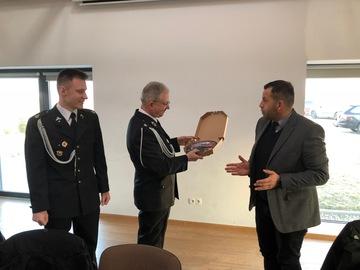 Galeria OSP Pawłów Trzebnicki podsumowało 2017 rok
