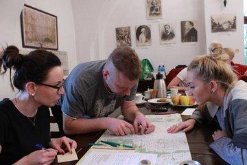 Galeria Certyfikat i legitymacja znakarza szlaków turystycznych zdobyta