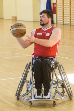 Galeria Mecz koszykówki na wózkach