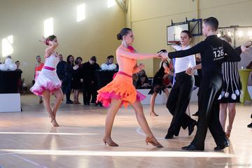 Galeria II Ogólnopolski Turniej Tańca Towarzyskiego w Prusicach