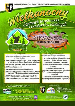 Galeria Wielkanocny Jarmark Myśliwski i produktów lokalnych