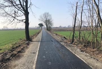 Galeria Ścieżki rowerowe w Gminie Prusice stają się rzeczywistością