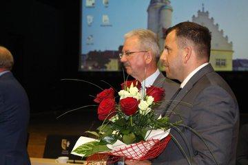 Galeria Kwietniowa Sesja Rady Miasta i Gminy z podziękowaniami i uchwałami
