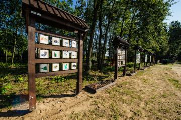 Galeria O gminie - Sołectwa - Borówek