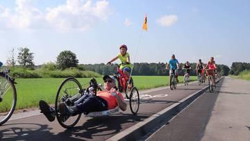 Galeria Wyprawa rowerowa z okazji Międzynarodowego Dnia Rodziny