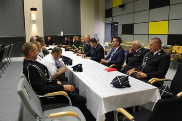 Galeria 2018 - przekazanie sprzętu OSP