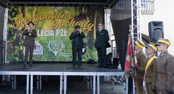 Galeria Obchody 95 - lecia Polskiego Związku Łowieckiego