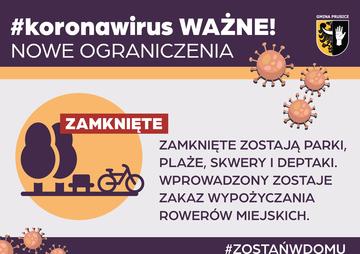 Galeria 2020 koronawirus kolejne ograniczenia