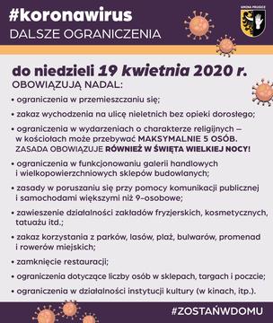 Galeria 2020 korona dalsze ograniczenia