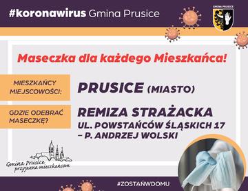 Galeria 2020 koronawirus maseczki