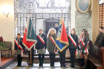 Galeria Aktualności - Uroczyste obchody Święta Niepodległości