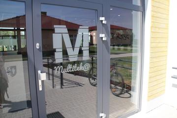 Galeria Dla mieszkańca - Sport i kultura - Obiekty kulturalne - Multiteka