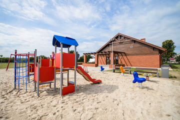Galeria Dla mieszkańca - Sport i kultura - Obiekty sportowe - Place zabaw
